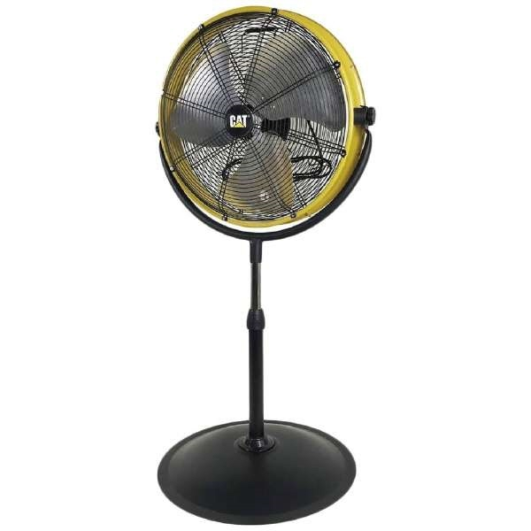 【キャッシュレス 5% 還元】 【ポイント5倍】ムサシ 扇風機 HVP-18S-DC [タイプ:工場扇 羽根径:45cm]  【人気】 【売れ筋】【価格】