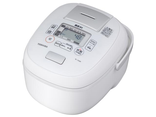東芝 炊飯器 真空IH RC-10VRP(W) [ホワイト] 【】 【人気】 【売れ筋】【価格】