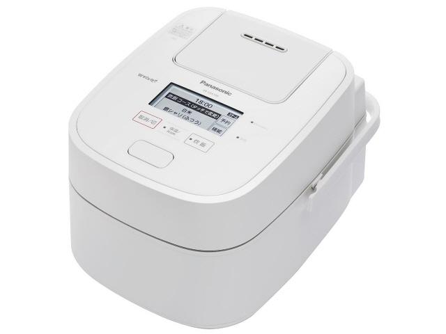 パナソニック 炊飯器 Wおどり炊き SR-VSX100-W [ホワイト]  【人気】 【売れ筋】【価格】