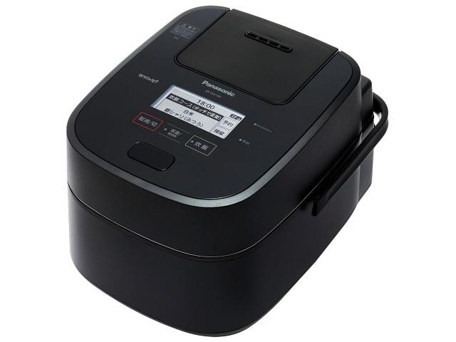 パナソニック 炊飯器 Wおどり炊き SR-VSX100-K [ブラック]  【人気】 【売れ筋】【価格】