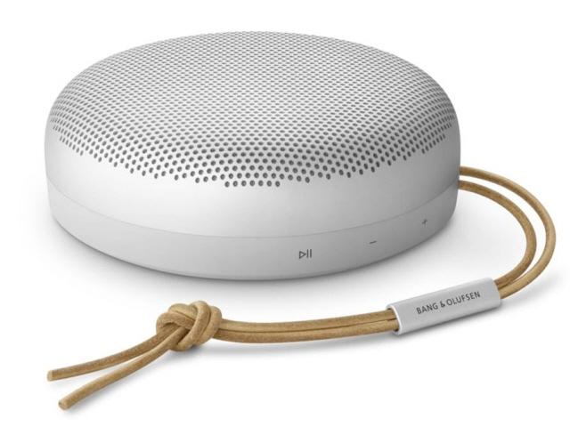 【キャッシュレス 5% 還元】 Bang&Olufsen Bluetoothスピーカー Beosound A1 2nd Gen [Grey Mist] [音声/AIアシスタント機能:○ Bluetooth:○]  【人気】 【売れ筋】【価格】