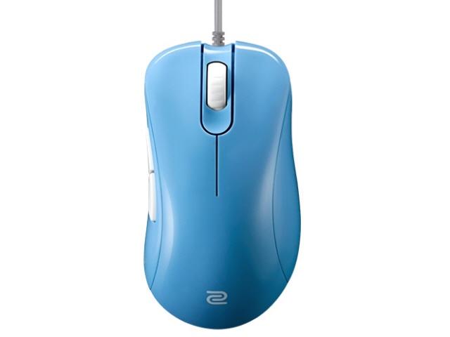 【キャッシュレス 5% 還元】 BenQ マウス ZOWIE EC1-B DIVINA VERSION BLUE [BLUE] [タイプ:光学式マウス インターフェイス:USB その他機能:カウント切り替え可能 重さ:94g] 【】 【人気】 【売れ筋】【価格】