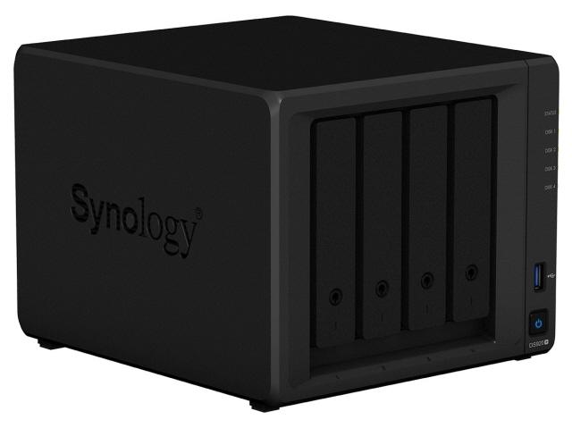 【キャッシュレス 5% 還元】 Synology NAS DiskStation DS920+/JP [ドライブベイ数:HDD/SSDx4、M.2 SSDx2 DLNA:○]  【人気】 【売れ筋】【価格】