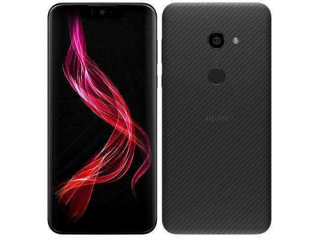 【キャッシュレス 5% 還元】 シャープ スマートフォン AQUOS zero SH-M10 SIMフリー [キャリア:SIMフリー OS種類:Android 9 販売時期:2019年春モデル 画面サイズ:6.2インチ 内蔵メモリ:ROM 128GB RAM 6GB バッテリー容量:3130mAh]