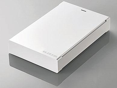 【キャッシュレス 5% 還元】 エレコム 外付け ハードディスク ELP-RED020UWH [容量:2TB インターフェース:USB3.1 Gen1(USB3.0)] 【】 【人気】 【売れ筋】【価格】