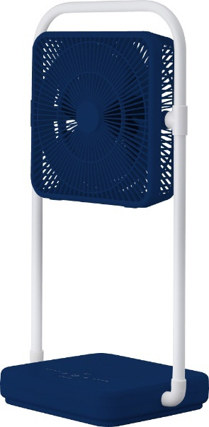 ドウシシャ 扇風機 Pieria FBV-193B-NV [ネイビー] [タイプ:扇風機 羽根径:19cm モーター種類:DCモーター] 【】 【人気】 【売れ筋】【価格】