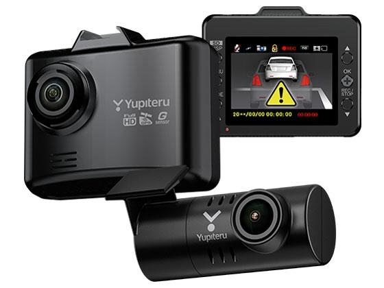 【キャッシュレス 5% 還元】 ユピテル ドライブレコーダー DRY-TW8600d [タイプ:一体型 前後2カメラ(前方・後方撮影):○ 画素数(フロント):記録解像度:最大200万画素/撮影素子:200万画素 駐車監視機能:オプション] 【】 【人気】 【売れ筋】【価格】
