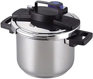 パール金属 圧力鍋 3層底ワンタッチレバー圧力鍋 5.5L H-5389 [タイプ:圧力鍋 容量:5.5L] 【】 【人気】 【売れ筋】【価格】