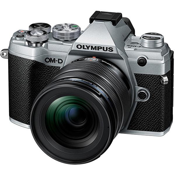 【ポイント5倍】オリンパス デジタル一眼カメラ OM-D E-M5 Mark III 12-45mm F4.0 PROキット [シルバー]  【人気】 【売れ筋】【価格】