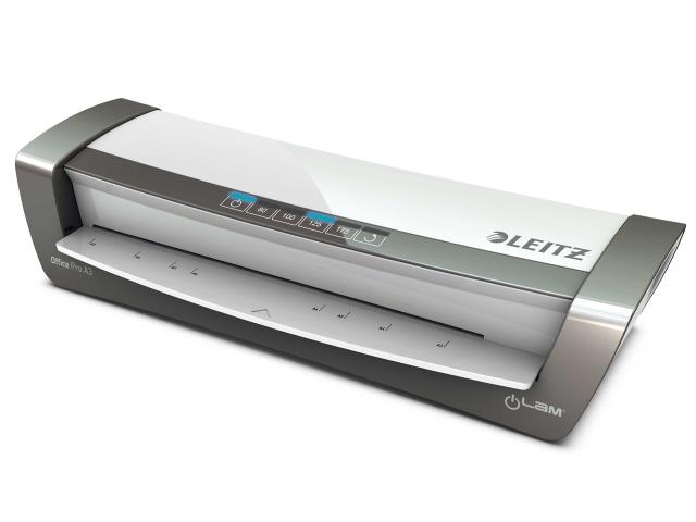 Pro 最大ラミネート厚:0.6mm 【人気】 【売れ筋】【価格】 消費電力:1250W] 【】 ラミネーター LEITZ Office LLMOPA3 iLam [対応サイズ:A3
