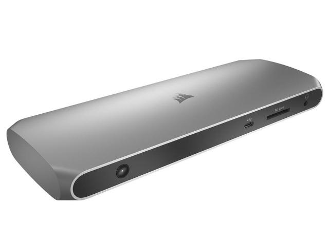 【ポイント5倍】Corsair USBハブ TBT100 Thunderbolt 3 Dock (AP) CU-9000001-AP [ポート数:4系統]  【人気】 【売れ筋】【価格】