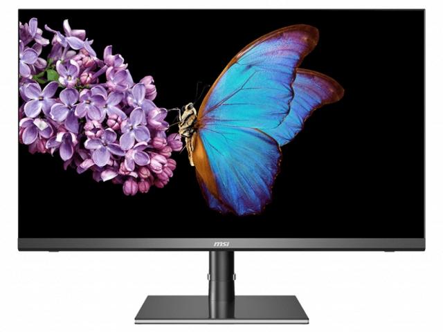 MSI PCモニター·液晶ディスプレイ Creator PS321URV [32インチ] [モニタサイズ:32型(インチ) モニタタイプ:ワイド 解像度(規格):4K(3840x2160) 入力端子:HDMI2.0x2/USB Type-Cx1/DisplayPortx1] 【楽天】 【人気】 【売れ筋】【価格】