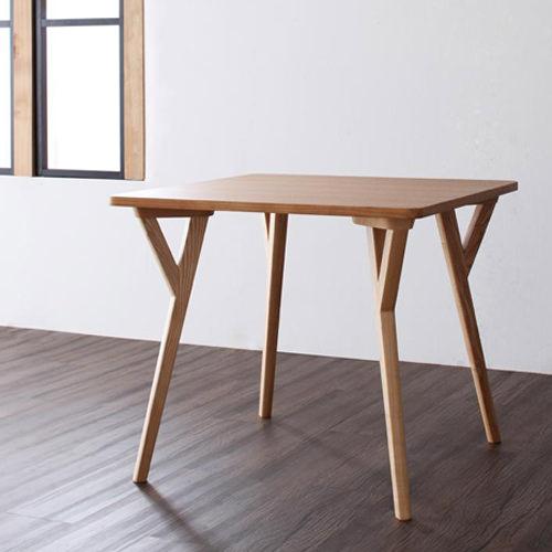 ダイニング テーブル 4人用 ブラウン 幅:80cm~89cm 幅:140cm~149cm 奥行き:80cm~89cm 高さ:70cm~79cm エレガント カジュアル シンプル ナチュラル ベーシック モダン ラグジュアリー 北欧 木 角型 灰 グレー 茶 ダークブラウン 70cm かわいい おしゃれ モダン