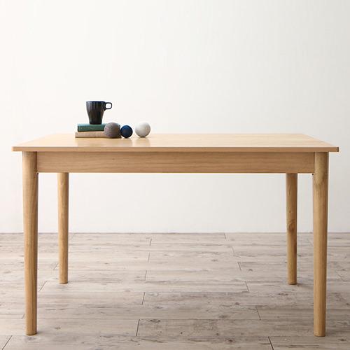 ダイニング テーブル 4人用 ブラウン 幅:110cm~119cm 奥行き:60cm~69cm 高さ:60cm~69cm キャスター無し 既成品 シンプル ナチュラル ベーシック モダン 北欧 無地 木 角型 茶 ブラウン 長方形 かわいい おしゃれ クラシック モダン シンプル ナチュラル 北欧 カフェ