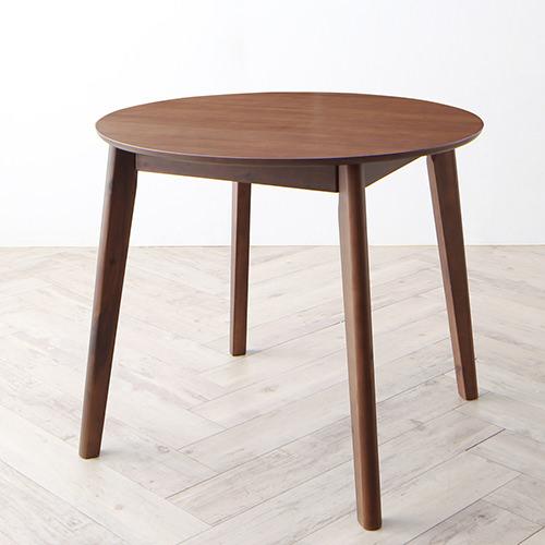 ダイニング テーブル 2人用 ブラウン 幅:90cm~99cm 奥行き:90cm~99cm 高さ:70cm~79cm キャスター無し 既成品 カントリー クラシック シンプル ナチュラル ベーシック モダン 北欧 無地 木 角型 茶 ブラウン 70cm 長方形 アンティーク かわいい おしゃれ クラシック
