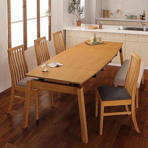 ダイニング テーブル 4人用 ブラック ホワイト キャスター無し カントリー クラシック シンプル ベーシック モダン 無地 木 白 ホワイト 黒 ブラック アンティーク かわいい おしゃれ クラシック モダン シンプル ナチュラル カントリー 伸長 伸縮 木製