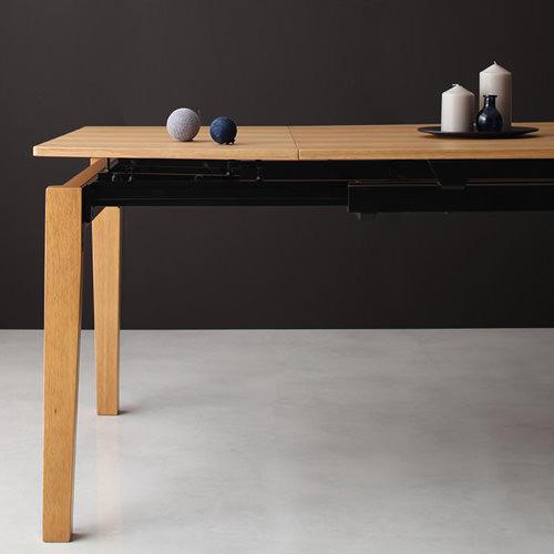 ダイニング テーブル 6人用 グレー カントリー クラシック シンプル ベーシック モダン 無地 木 7点 灰 グレー 7点 かわいい おしゃれ クラシック モダン シンプル ナチュラル カントリー 伸長 伸縮 木製