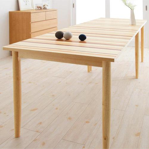 ダイニング テーブル 4人用 ホワイト ブラウン カントリー クラシック シンプル ベーシック モダン 無地 木 7点 茶 ダークブラウン 7点 アンティーク かわいい おしゃれ クラシック モダン シンプル ナチュラル 天然木