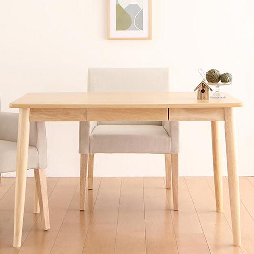 ダイニング テーブル 2人用 ブラウン ベージュ カントリー クラシック シンプル ベーシック モダン 無地 木 6点 茶 ブラウン アイボリー 6点 かわいい おしゃれ モダン シンプル ナチュラル カントリー 伸長 伸縮 木製