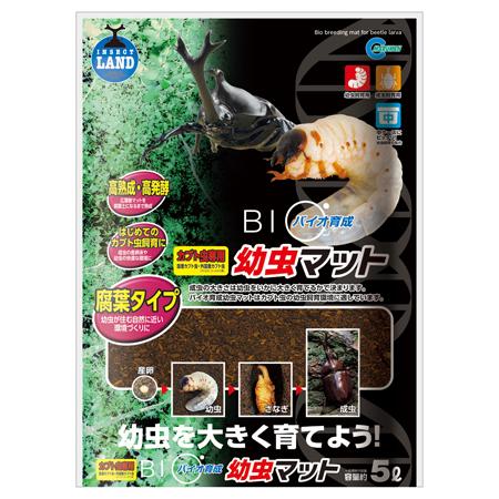 マルカン バイオ育成幼虫マットM-704 5L