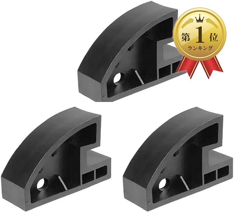 フェアリーテール アルミホイール 販売 再入荷 予約販売 プロテクター 3個セット ナイロン製 MDM 黒 3個 ビードヘルパー