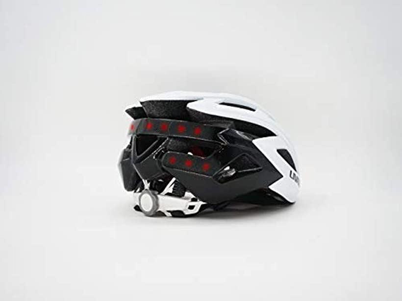 LIVALL BH60SE 通販 WHITE 自転車 ヘルメット LEDライト 方向指示器 3軸センサー 安全アラート 電話機能 55cm-61cm シーバー GPSナビゲーション 爆買い送料無料 トラン 音楽視聴 白 ブルートゥース