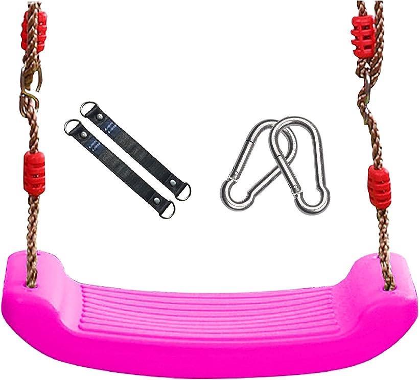 ギフト プレゼント ご褒美 sac taske 子供 ブランコ 室内 屋外 キッズ 遊具 簡単 ピンク セット どこでも 庭 設置 おすすめ特集 木