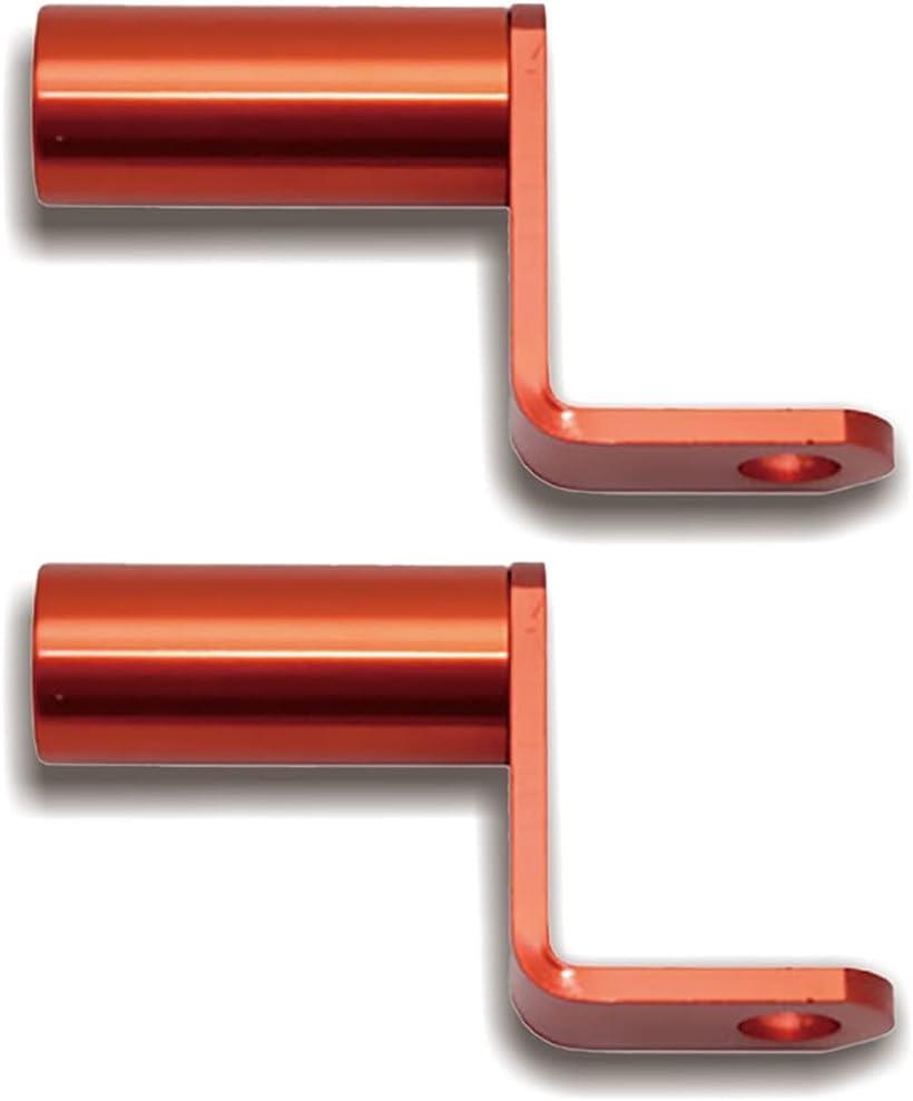 D STONE クランプ バー マルチ ホルダー ミラー オレンジ MDM ハンドル ポスト 期間限定特価品 大幅値下げランキング タイプ アダプター