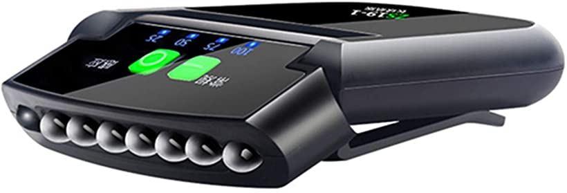 nex co LEDキャップライト 永遠の定番 ヘッドライト 懐中電灯 USB充電可能 電池残量表示 200LM高輝度 クリップ付き 価格 交渉 送料無料 ポータブル 軽量 角度調整可能 帽子ライト