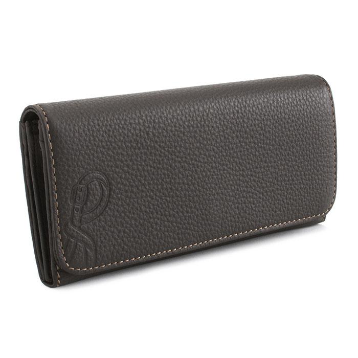 展示品箱なし ロベルタディカメリーノ 財布 長財布 チョコ Roberta di Camerino rbi445-71 レディース 婦人