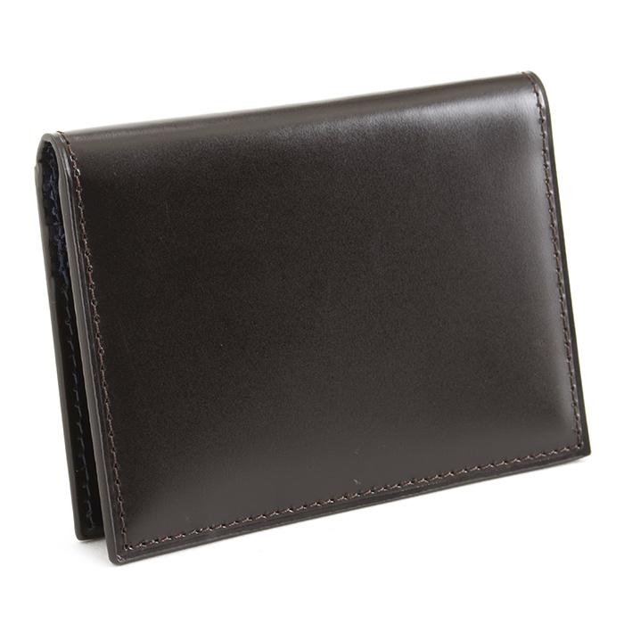ランバンコレクション パスケース 定期入れ カードケース チョコ LANVINcollection jlmw4bp1-20 メンズ 紳士 【送料無料】