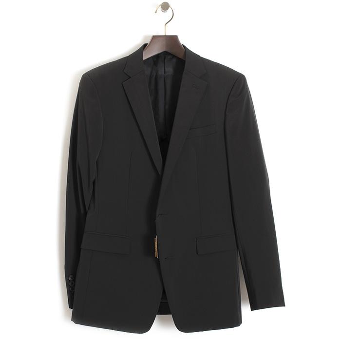 コムサメン ジャケット ストライプジャケット COMME CA MEN 黒(ブラック) 0704gk07b-05 メンズ 紳士 【送料無料】