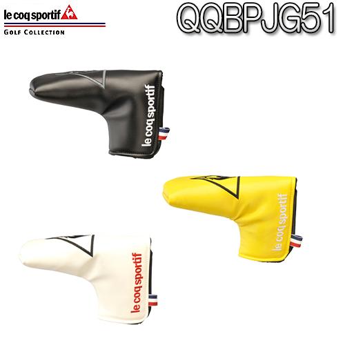 【パターカバー】メンズ QQBPJG512020春夏モデル lecoqsportif ルコックスポルティフ合成皮革(PU加工) 20SS【ゴルフ】:ユアーズゴルフプラザ