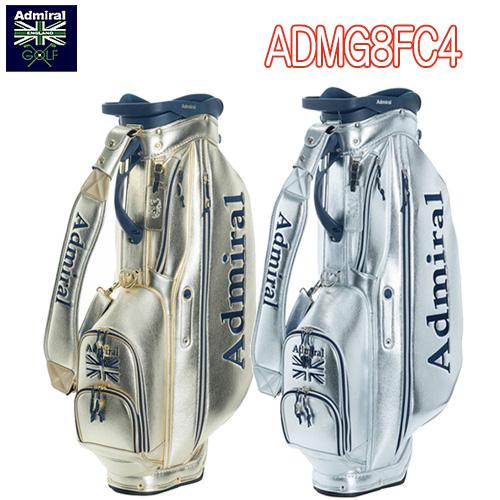 【2018秋冬モデル】キャディバッグ ADMG8FC4アドミラルゴルフ Admiral Golfスペシャル スタンドバッグ キャディーバッグ9.0型46インチ対応4.4kg あす楽【ゴルフ】