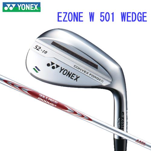 【2019モデル】EZONE W 501 WEDGEイーゾーンW 501 ウェッジYONEX ヨネックスN.S.PRO MODUS3 WEDGE115シャフトスチールシャフト日本正規品【ゴルフ】
