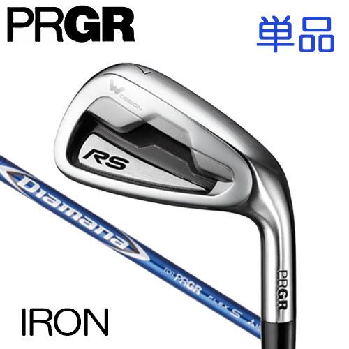 【2018モデル】RS アイアン 単品 #5アールエス IRONPRGR プロギアオリジナルカーボンシャフト日本正規品【ゴルフ】