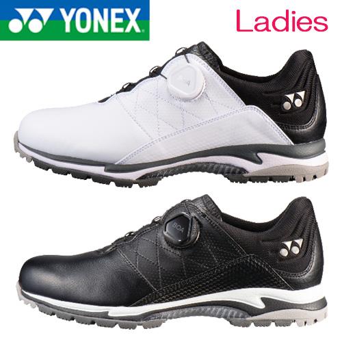 【2019モデル】レディース ゴルフシューズSHG-AR2Lパワークッション エアラスゴルフ2LYONEX ヨネックス 女性 靴【ゴルフ】