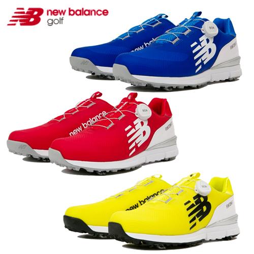 【NEW】Boaスパイク MGBF574メンズ New Balance NB ニューバランスボア ゴルフシューズ日本正規品【送料無料】【ゴルフ】売れ筋