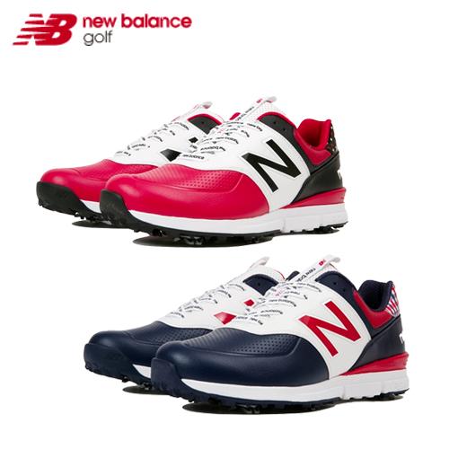 【NEW】スパイク MG574V2メンズ New Balance NB ニューバランスボア ゴルフシューズ日本正規品【送料無料】【ゴルフ】売れ筋