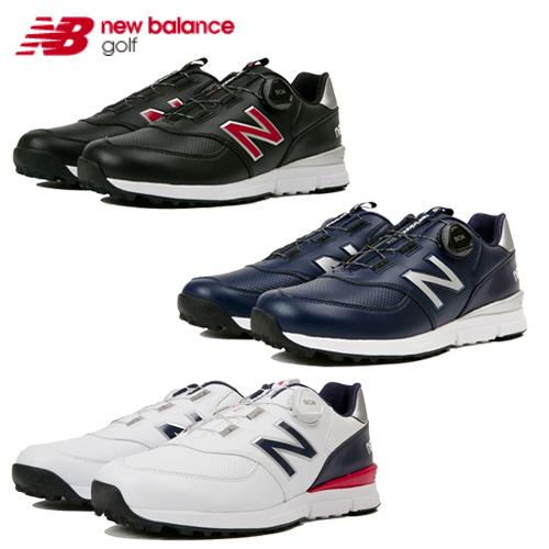 【NEW】Boaスパイクレス MGBS574メンズ New Balance NB ニューバランスボア ゴルフシューズ日本正規品【送料無料】【ゴルフ】売れ筋