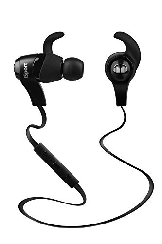 MONSTER-CABLE iSport Bluetooth Wireless MH ISRT WL IE BK BT