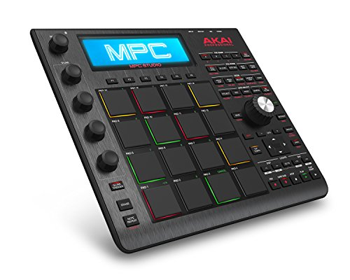 DTM・DAW・サンプラー AKAI MPC STUDIO BLACK