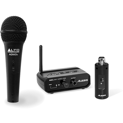 ALESIS MicLink Wireless マイク付属セット