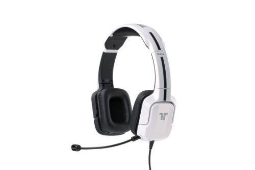 ヘッドセット(オーバーヘッド) Mad Catz TRITTON Kunai Universal Stereo Headset MC-KUN-SHS-WH-PC ホワイト