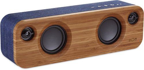 Bluetoothスピーカー The House of Marley EM TOGETHER MINI DN デニム