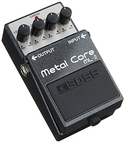 エフェクター BOSS Metal Core ML-2