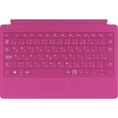 Microsoftタブレットケース Type Cover 2 N7W-00089ピンク
