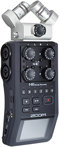 ZOOM ICレコーダー Handy Recorder H6