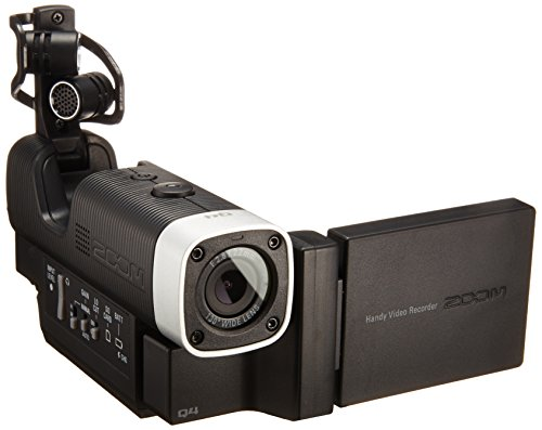 ZOOM Handy Video Recorder Q4