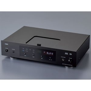 CDプレーヤー CEC Belt Drive Player CD5 ブラック